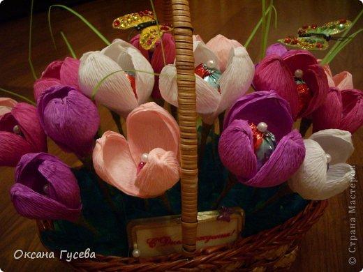 Весна...капель...цветы....! Делюсь моим конфетно-весенним настроением! ))) фото 6