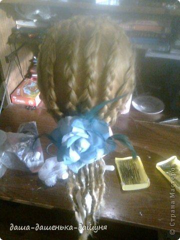 Праздничные причёски: Вид сзади. фото 3