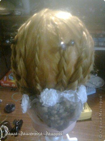 Праздничные причёски: Вид сзади. фото 9