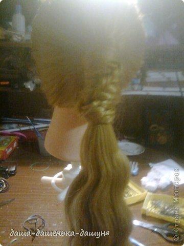 Праздничные причёски: Вид сзади. фото 17