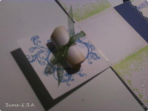 Поделка изделие 8 марта День матери День рождения День учителя Бумагопластика Школьная коробочка и ее МК Бумага Клей Краска Ленты Проволока Скотч фото 23
