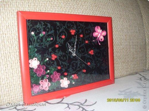 Часы (вид с боку) фото 2