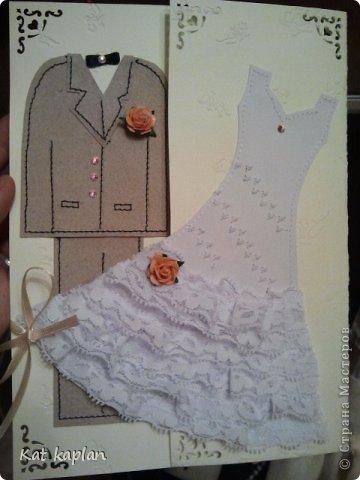 Открытка на 25 лет свадьбы!