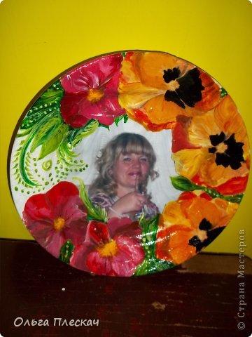 Была простая банка-сыпучка.........а стала красивенькой вазочкой))) фото 2