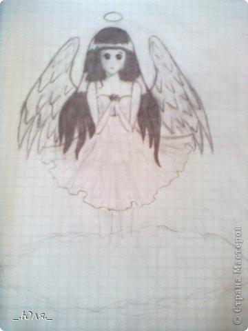 Ангел по МК amiko