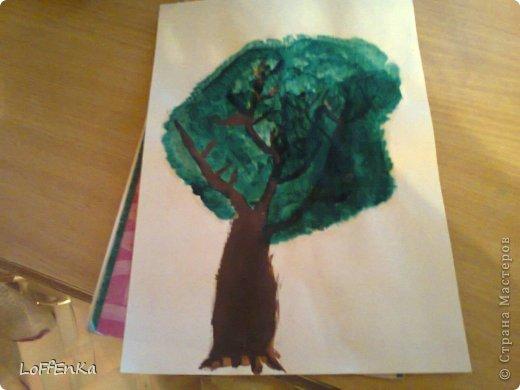 Мы рисовали на уроке тюльпаны. фото 5