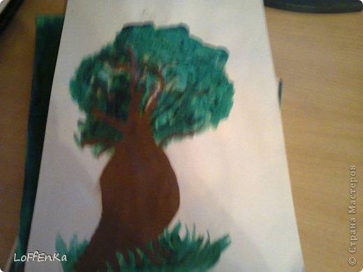 Мы рисовали на уроке тюльпаны. фото 6