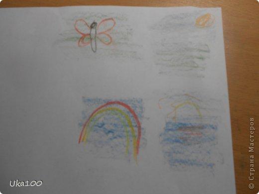 Что бы вы смогли нарисовать на салфетке аккуратный рисунок, нам понадобиться:Вода, тонкая кисточка, пастель, бумага,салфетка(и может быть карандаш, если Вы будите рисовать им) фото 2
