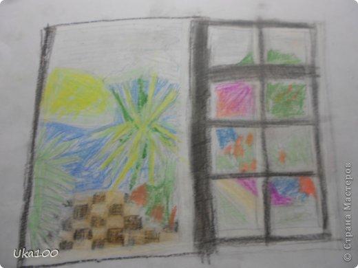 Мои цветные рисунки фото 5