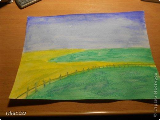 Мои цветные рисунки фото 10