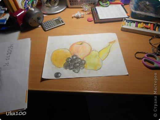 Мои цветные рисунки фото 6
