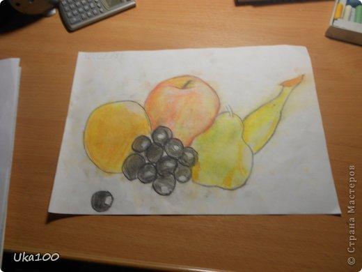 Мои цветные рисунки фото 7