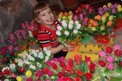 Здравствуйте Все! Вот натворила цветов! фото 7