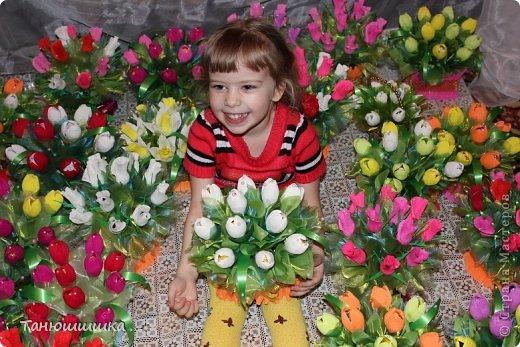 Здравствуйте Все! Вот натворила цветов! фото 8
