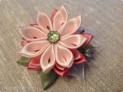 Эта брошка была сделана для подруги просто так, в подарок для хорошего настроения! фото 1