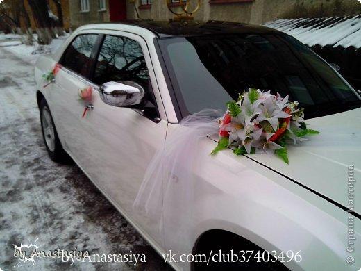 Свадебное авто! фото 2