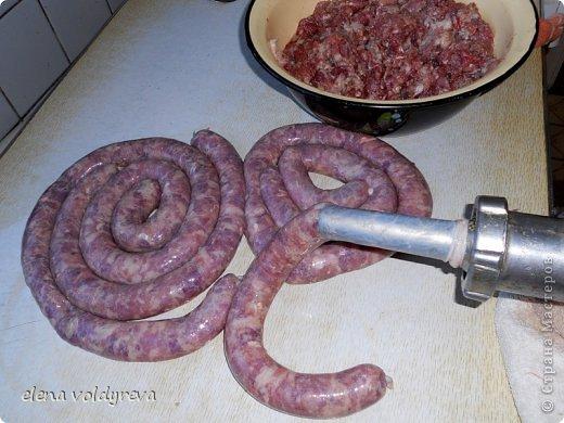 МК колбаса домашняя фото 3