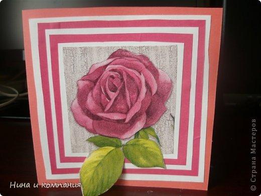 Такие открытки и шоколадница мои дети делали в подарок на 8 марта, а я им немного помогала. фото 15