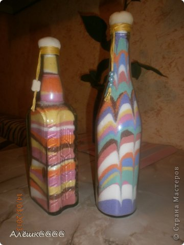 Моя вторая бутылочка....... фото 2