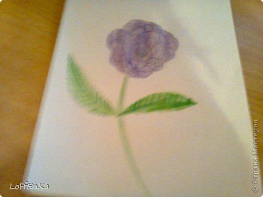 Мы рисовали на уроке тюльпаны. фото 3