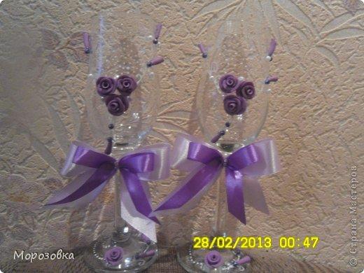 Свадебные свечи! фото 12