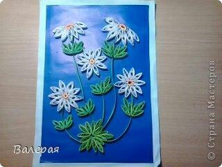 Моя первая поделка. Цветочек. фото 7