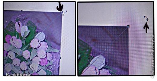 Делала коллаж фото для Оранжереи,по игре «Все цветы мира у Ваших ног». Мастерицы попросили поделиться процессом создания.Я на уровне своих мини-знаний решила показать подробно,так как на словах не понять тем,кто с Фотошопом на «ВЫ».Так,что профи не ругайтесь.это для новичков..Описывала максимально просто,не знаю как получилось.Новички в фотошопе,пишите все ли понятно,а если нет,то какие моменты. Качество моих изображений ещё-ТО...Как уж вышло.  фото 3