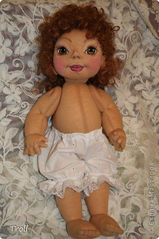 """Текстилная кукла """"Франческа""""! фото 9"""