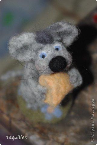 Жадная Мыша.  фото 1