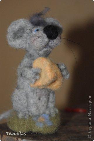 Жадная Мыша.  фото 3