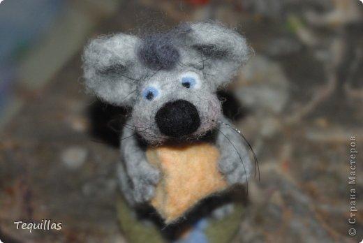 Жадная Мыша.  фото 2