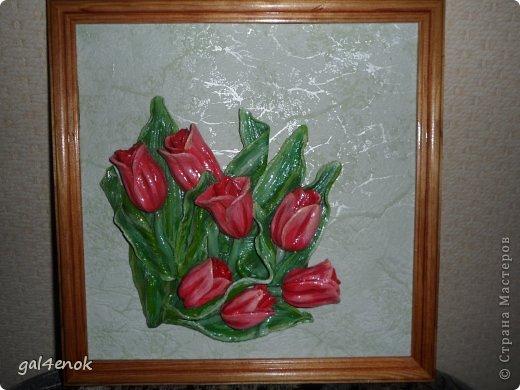 тюльпаны- повторюшки, оригинал- https://stranamasterov.ru/node/54722?c=favorite_c  фото 2