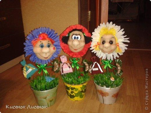 Данные дамы поздравили с праздником моих родственниц и принесли им много удовольствия. фото 5