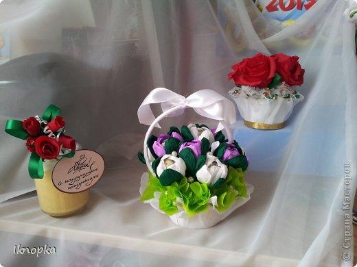 Вот такие подарочки получились в честь праздника. фото 1