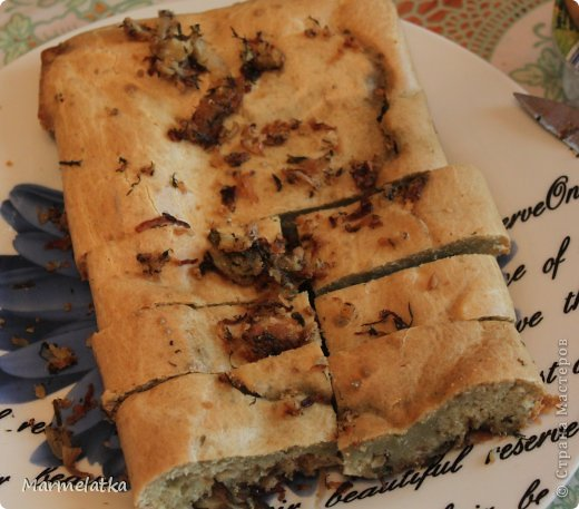 Ленивый пирог с капустой фото 1
