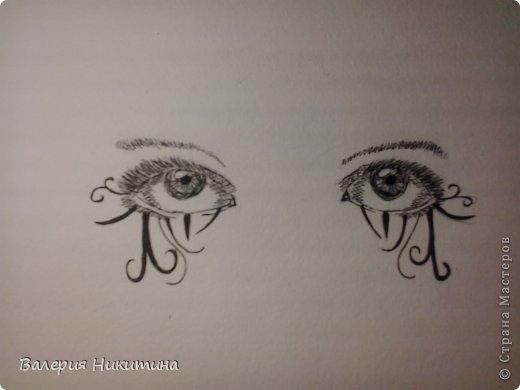 Вот что я рисую, когда рисовать нечего: фото 1