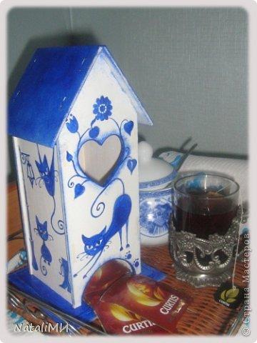 Чайный-домик повторюшечка фото 1