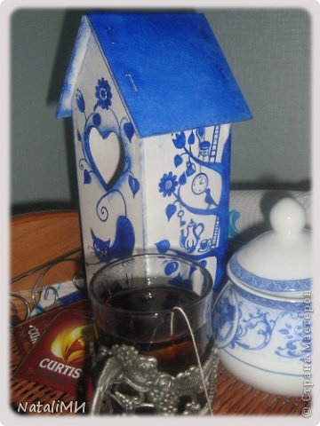 Чайный-домик повторюшечка фото 3