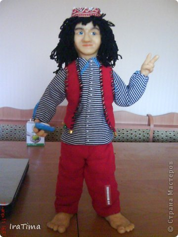 Байкер и другие мои куклы фото 4