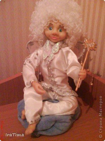 Байкер и другие мои куклы фото 3