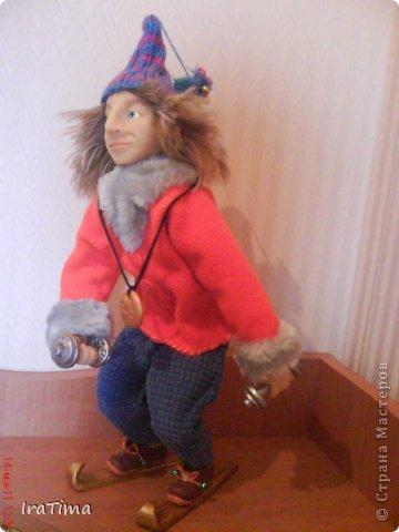 Байкер и другие мои куклы фото 5