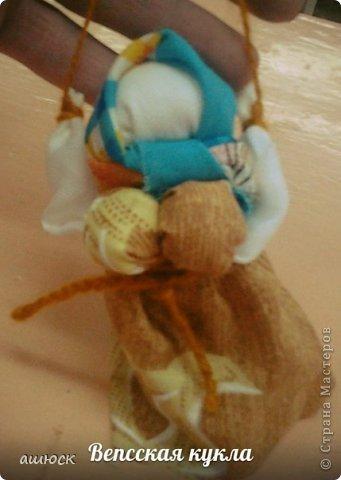 Вот таких кукол смастерили сегодня мои девочки! =) фото 9