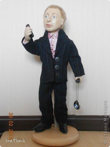 Байкер и другие мои куклы фото 2
