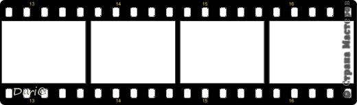 Будем делать такой коллаж с кинолентой. Открываем онлайн фотошоп: http://pixlr.com/editor/ фото 14