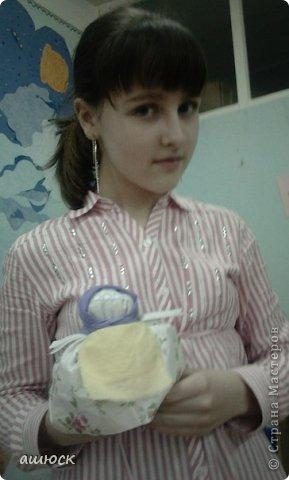 Вот таких кукол смастерили сегодня мои девочки! =) фото 2