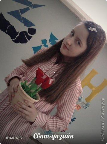 Вот таких кукол смастерили сегодня мои девочки! =) фото 10