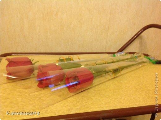 Отличный подарок на любой праздник-цветы... фото 3
