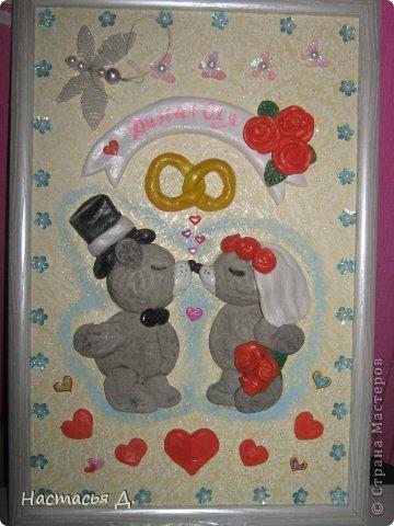 Увидела пример в Интернете... Автора, к сожалению, не было указано Добавила свои декоративные элементы) фото 4