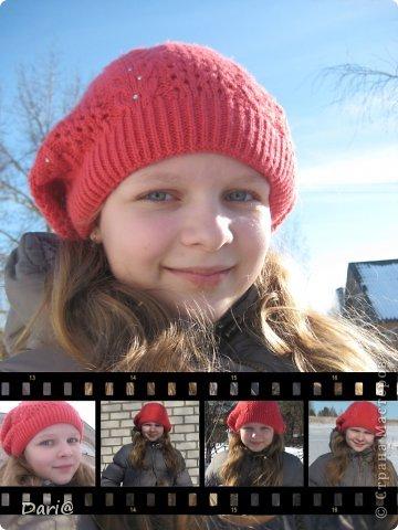 Будем делать такой коллаж с кинолентой. Открываем онлайн фотошоп: http://pixlr.com/editor/ фото 1
