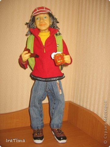 Байкер и другие мои куклы фото 6